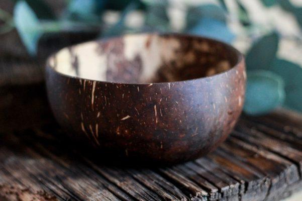 miska z kokosa eko matowa