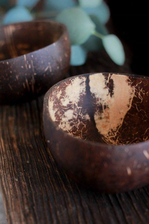 miska kokosowa eko matowa