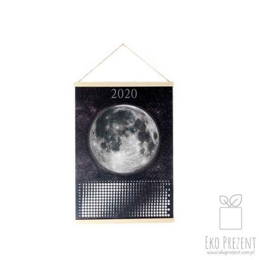 Kalendarz księżycowy 2020