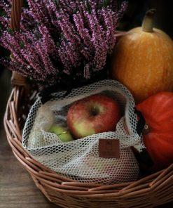 woreczki na warzywa bawełniane