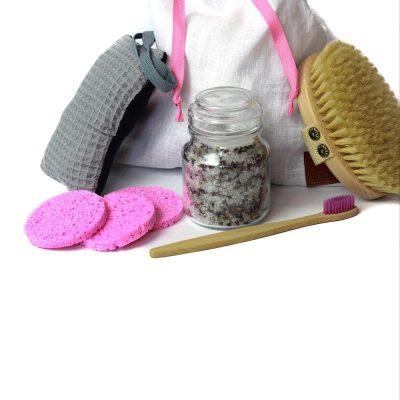 domowe eko spa dla kobiet zero waste
