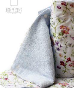 ręczniki-wielorazowe-myjka-do-naczyń-zestaw-do-sprzątania-kwiaty-łąka-zero-waste-eko-prezent-ecogift.pl