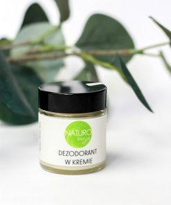 dezodorant w kremie antyperspirant naturalny eko naturologia