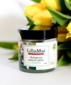 ekologiczna pasta do zębów LillaMai