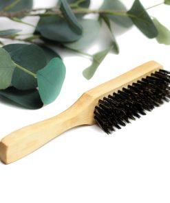 szczotka do włosów z naturalnym włosiem eko
