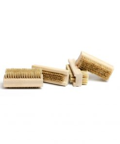 szczotka do rąk z naturalnym włosiem eko zero waste delikatna