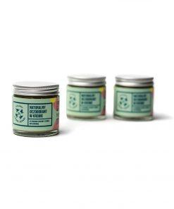 Dezodorant w kremie 4 Szpaki cytrusowo- ziołowy