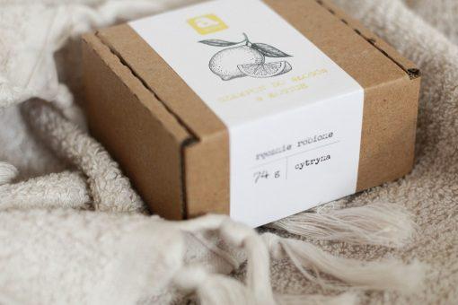 szampon w kostce cytryna ajeden eko zero waste