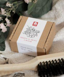 szampon w kostce wiśnia ajeden zero waste eko