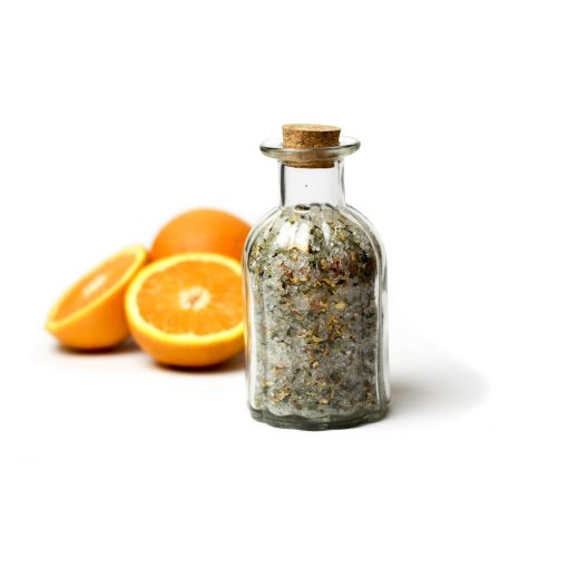 ziołowa sól do kąpieli naturalna ekologiczna artemida zero waste