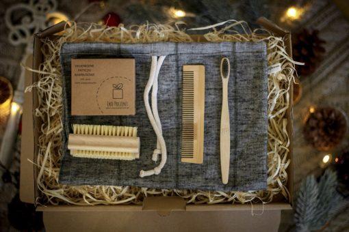 świąteczny eko zestaw prezentowy